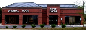 Fargo Hanna Rugs Raleigh Store Front