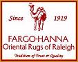Fargo Hanna Rugs logo