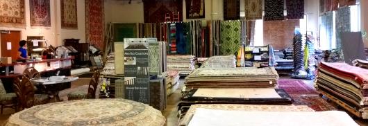 tibetan rug selection